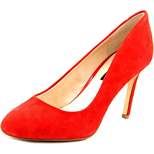 INC International Concepts Bensin Daim Talons Winter Red