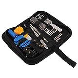 MultiWare 390tlg Uhrenwerkzeugset Uhrenwerkzeug Werkzeug Set Uhren Uhrenöffner Reparatur