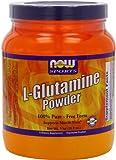 Now Foods - L-Glutamine Powder 100% Pure - Free Form (1 kg) - 35.3 oz, 1 Units