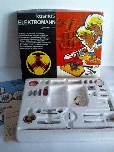 Elektromann Baukasten - Lehrspielzeug