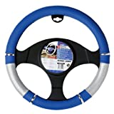 Best Steering Wheel Covers - Sumex Power PVC Steering Wheel Cover - Blue Review