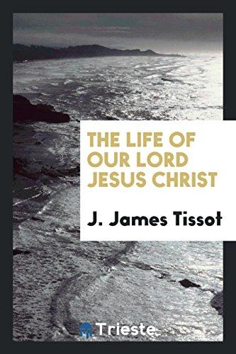 Preisvergleich Produktbild The life of Our Lord Jesus Christ