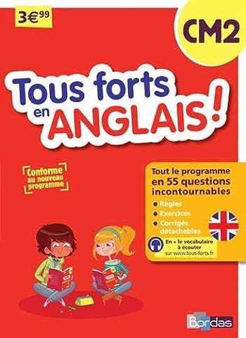 Tous forts en Anglais CM2 - Nouveau programme 2016