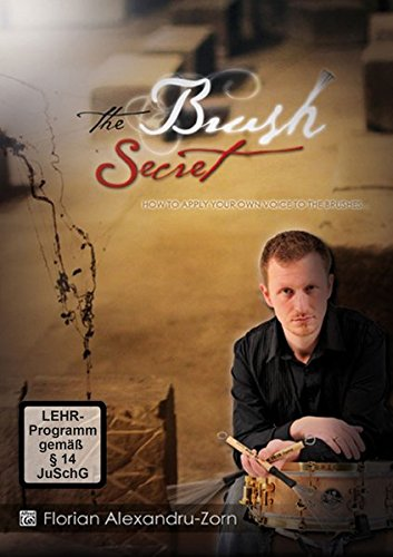 The Brush Secret - How to apply your own voice to the Brushes [2 DVDs]