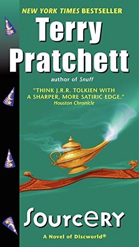 Sourcery (Discworld) por Terry Pratchett