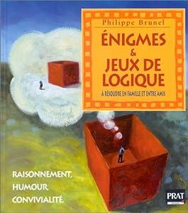 """Afficher """"Enigmes et jeux de logique"""""""