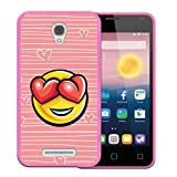Alcatel OneTouch Pixi First Hülle, WoowCase Handyhülle
