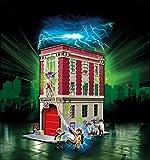 PLAYMOBIL 9219 - Ghostbusters Feuerwache -