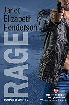Rage (Benson Security Book 3) (English Edition)