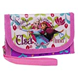 Disney 4194851 Porte Monnaie Elsa et Anna la Reine des Neiges, 8.5 cm, (Multicolore)