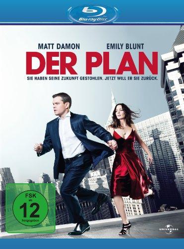 Bild von Der Plan [Blu-ray]