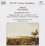 Sinfonien Vol. 1
