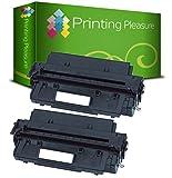 Printing Pleasure 2er Set C4096A 96A Premium Toner Schwarz kompatibel für HP Laserjet 2100, 2100M, 2100SE, 2100TN, 2100XI, 2200, 2200D, 2200DN, 2200DSE, 2200DT, 2200DTN, 2200N