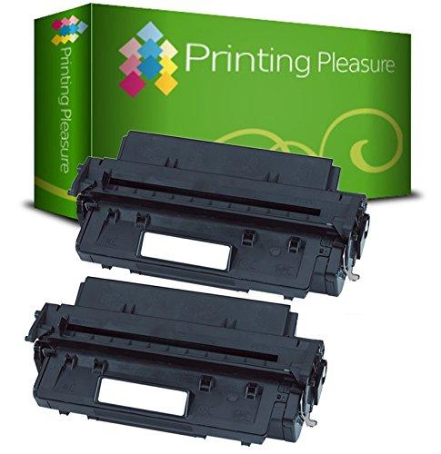2 Toner Compatibili per HP Laserjet 2100 / 2200 Serie