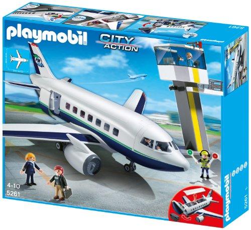 Playmobil 5261 - Cargo- und Passagierflugzeug