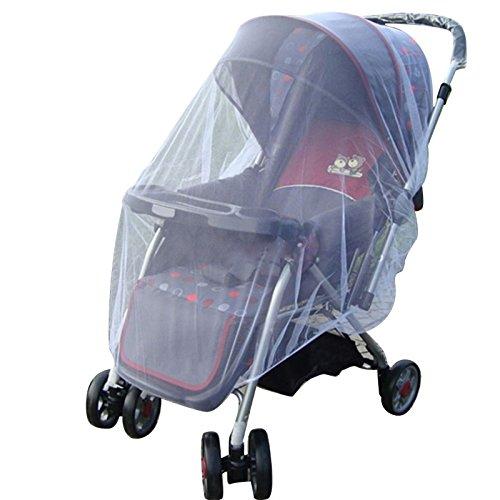Newin Star Mosquiteras,Antiinsectos para cochecitos/capazos de bebé/carritos/sillas de Paseo contra Avispas y Mosquitos(Universal)