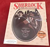 Sherlock - The Riddle of the Crown Jewels Infocom Sherlock Holmes C64 Commodore 64 Retro 64er Spiel Textadventure Bob Bates Bild