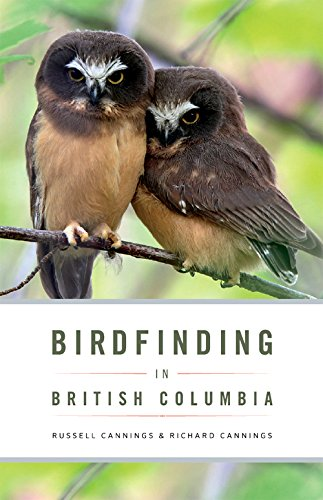 Birdfinding in British Columbia (English Edition)