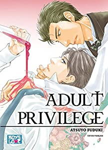 Adult Privilege Edition simple One-shot