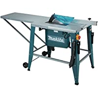 Makita 2712 Table saw 2000W Black, Blue circular saw - circular saws (8.5 cm, 2950 RPM, 5.8 cm, Table saw, Black, Blue, 2000 W)