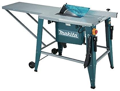 Makita 2712 Sierra de Mesa, 2000 W, 240 V, Negro/Azul, 315mm