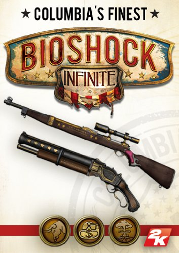 BioShock Infinite Columbia's Finest DLC