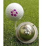 Best Tin Cup pelota de golf Marcadores - Tin Cup marcador de pelotas - Aloha Review