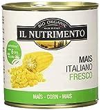 Il Nutrimento Mais Italiano Freschi, 340 gr, Confezione da 12 pezzi