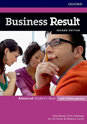 Business Result Advanced. Student's Book with Online Practice 2nd Edition (Business Result Second Edition)