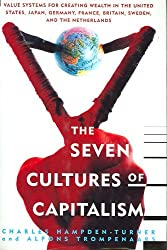 The Seven Cultures of Capitalism: Value Systems for Creating Wealth in the United States, Japan, Germany, France, Britain, Sweden, and the Netherlands by Charles H. Turner (1993-06-01)