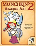 "Pegasus Spiele 17212G - Munchkin 2 ""Abartige Axt"""