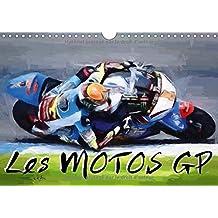 Les Motos GP 2017: Serie de 12 Tableaux sur l'Univers des Courses de Motos