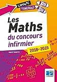 Les maths du concours infirmier 2018-2019...