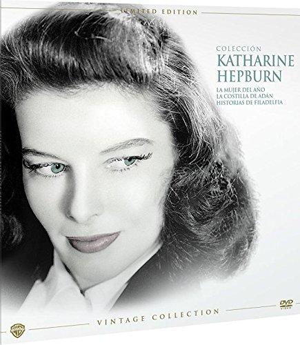 Katherine Hepburn Colección Vintage Funda Vinilo
