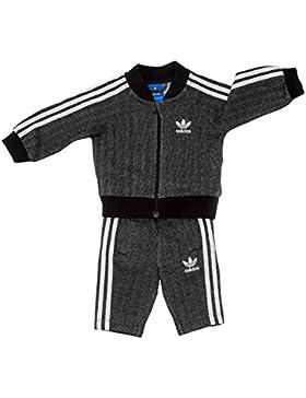 adidas Kinder I Trf Ft Sst Trainingsanzug