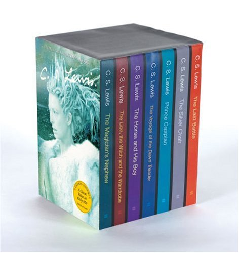 The Chronicles Of Narnia Boxed Set                 by Lewis C.S.