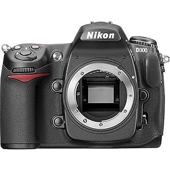 Nikon D300 - Cámara Réflex Digital 12.3 MP (Cuerpo ...