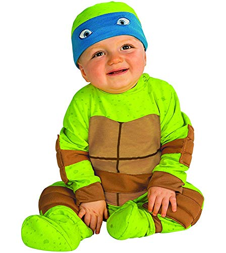 Sweet grape Rubie 's Costume Baby Ninja Turtle Animation Series Baby Clothing 24Months