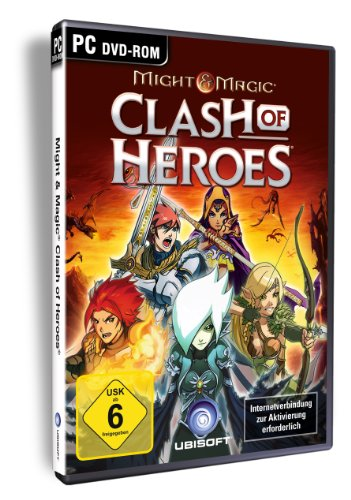 Might + Magic: Clash of Heroes