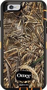 OtterBox Defender 77-52141 Mobile Case for Apple iPhone 6/ 6s (Black)