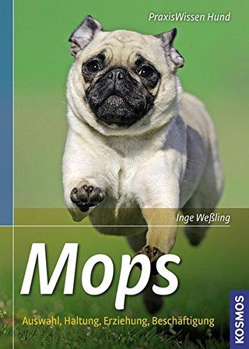 Artikelbild: Mops: Auswahl, Haltung, Erziehung, Beschäftigung (Praxiswissen Hund)