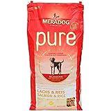 Mera Dog Pure Lachs und Reis, 1er Pack (1 x 12.5 kg)