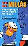 Hay Algo Que No Es Como Me Dicen: el Caso de Nevenka Fernandez Contra La Realidad par Millás
