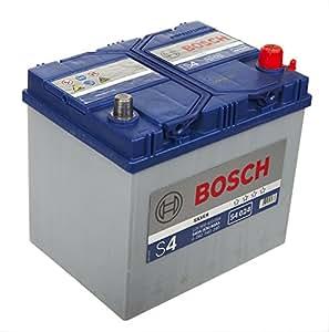 bosch s4 car battery type 005 056 car motorbike. Black Bedroom Furniture Sets. Home Design Ideas