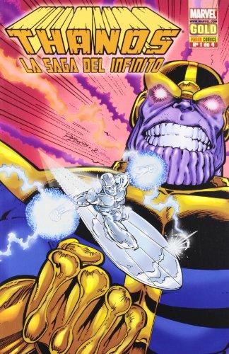 Thanos la saga del infinito 1