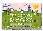 Milestone Twins Baby Cards