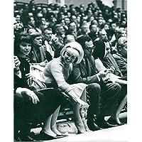 Foto vintage di Doris Day sorridente.