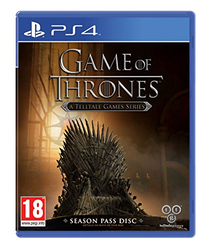 51WSsBMJ eL - BEST BUY #1 Game of Thrones – A Telltale Games Series: Season Pass Disc - PlayStation 4 Reviews and price compare uk