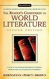 The Reader's Companion to World Literature