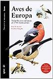 Aves de Europa: todas las aves europeas en 1700 ilustraciones